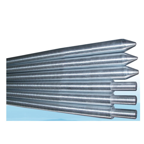 ZGDX Series of Zinc-clad Steel Grounding Electrodes