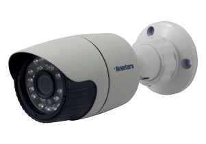 2 MP AHD 20M IR Mini Bullet Camera w/ Fixed Lens