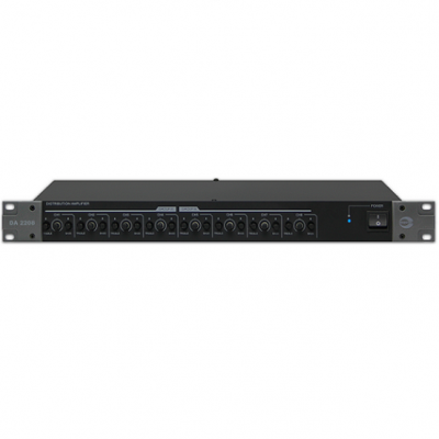 DA2208 : Audio Distribution Amplifier
